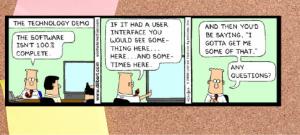 software comic