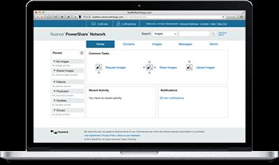 Nuance PowerShare Network