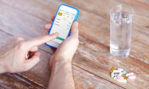 prescription reminder mobile app