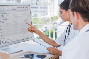 critical care management application