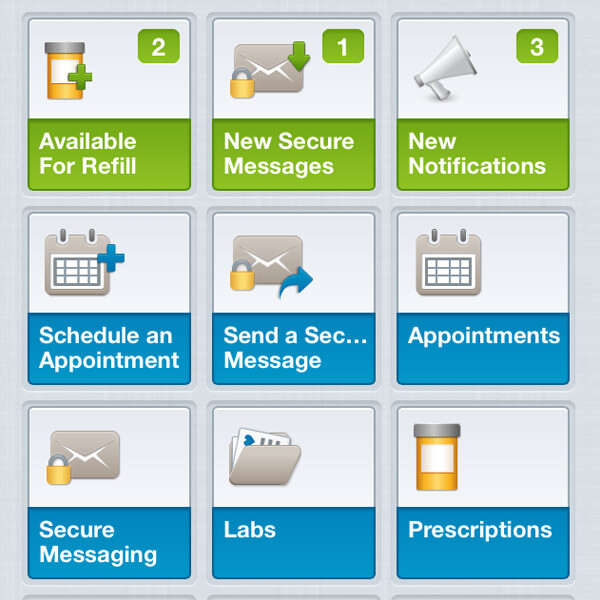 Take Care Health Mobile App