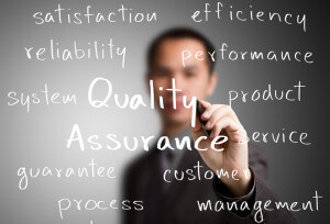 Quality Assurance product launch
