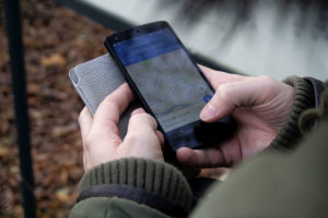 navigation wayfinding app