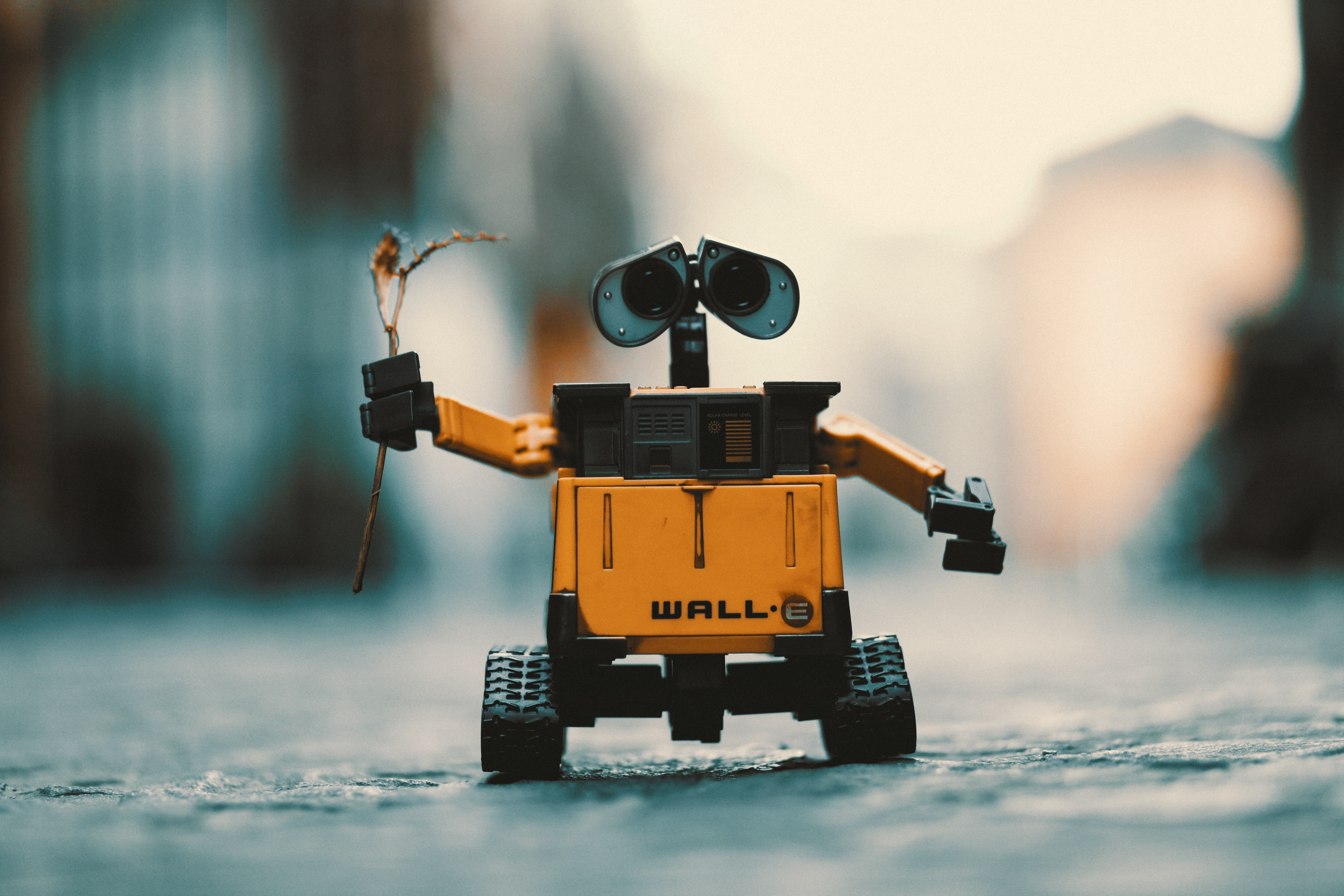 robots and healthcare technology