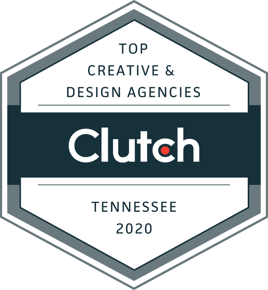 PointClear Solutions Awarded as Top Creative & Design Agency in Tennessee by Clutch